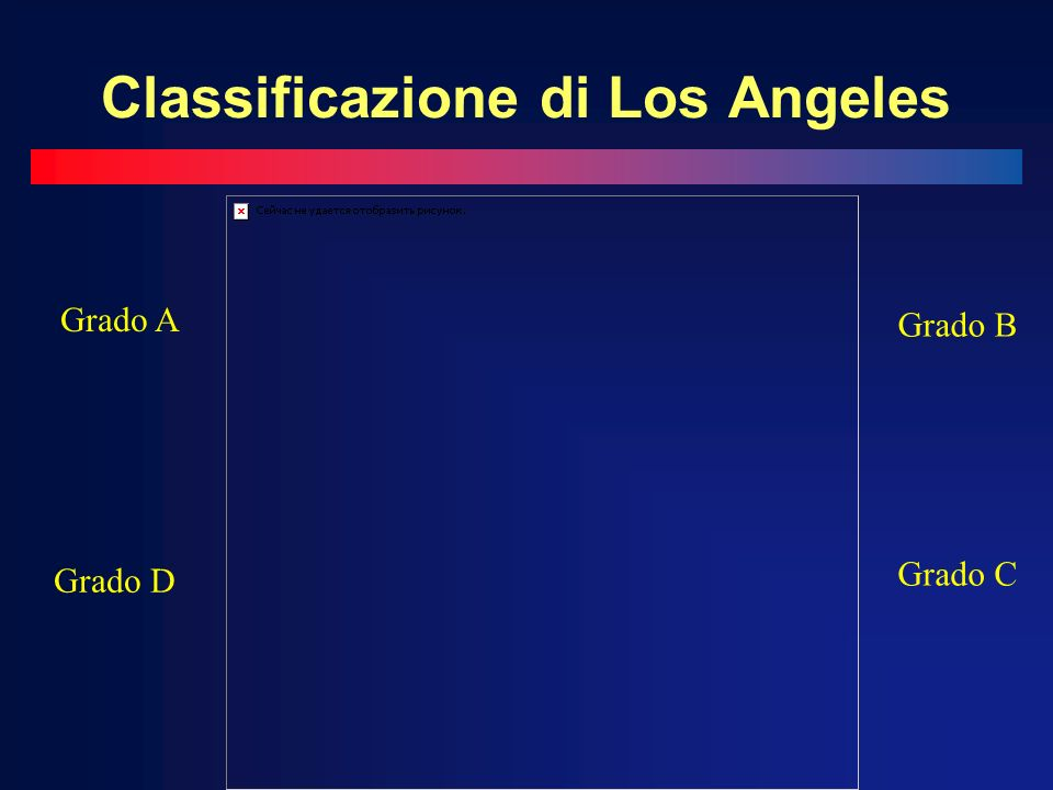 Classificazione di Los Angeles