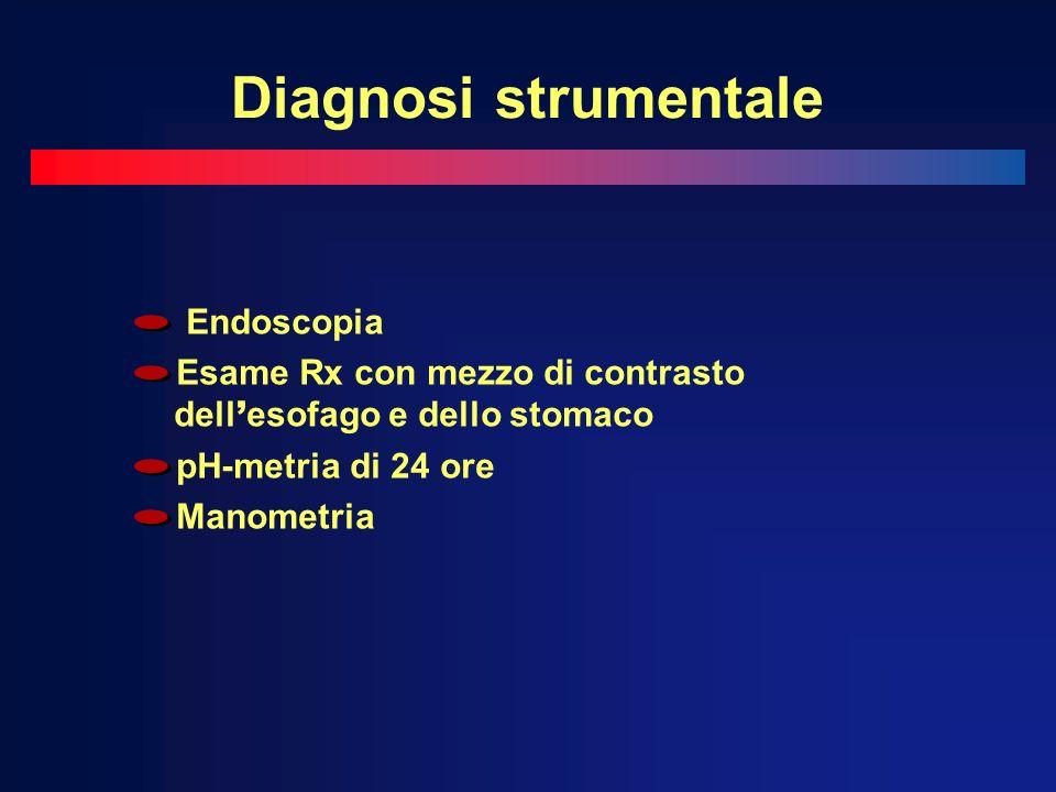 Diagnosi strumentale Endoscopia