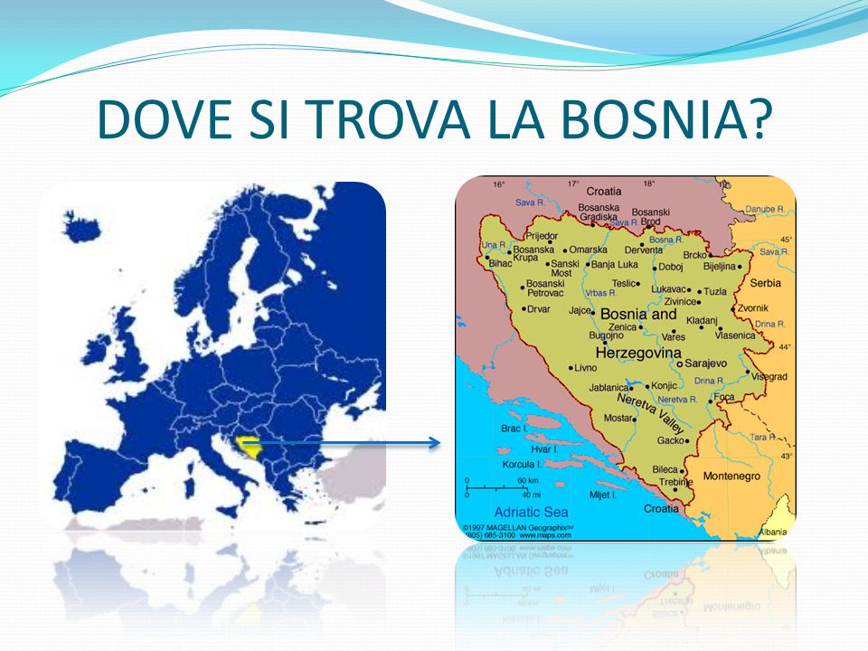 La Bosnia E Le Sue Bellezze Ppt Scaricare