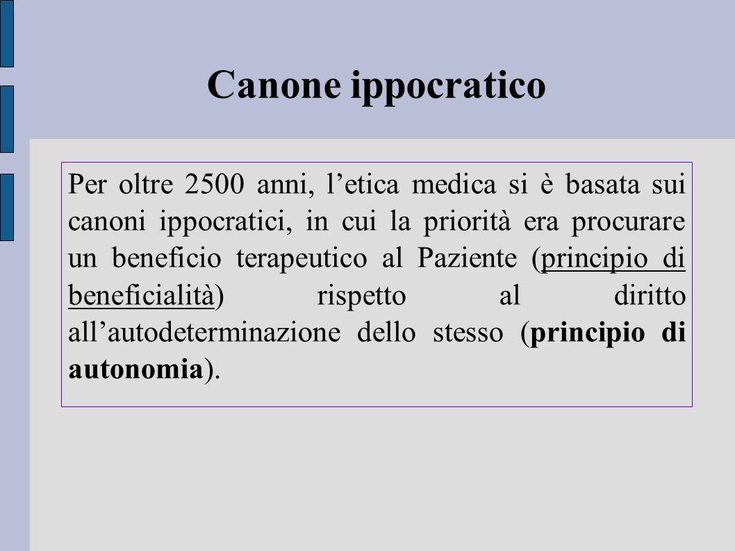 Canone ippocratico