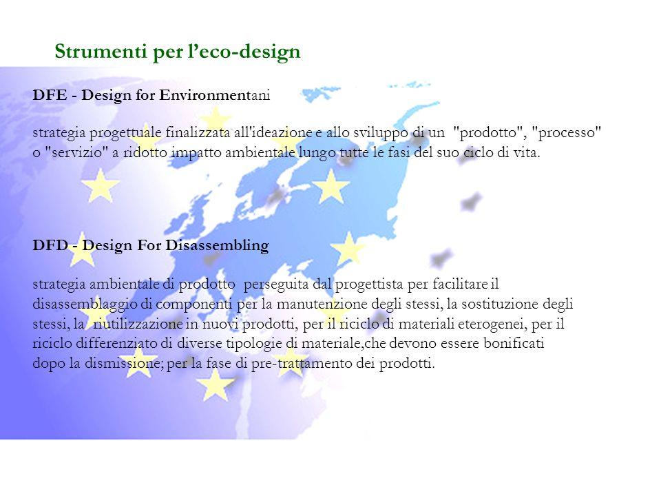 Strumenti per l'eco-design