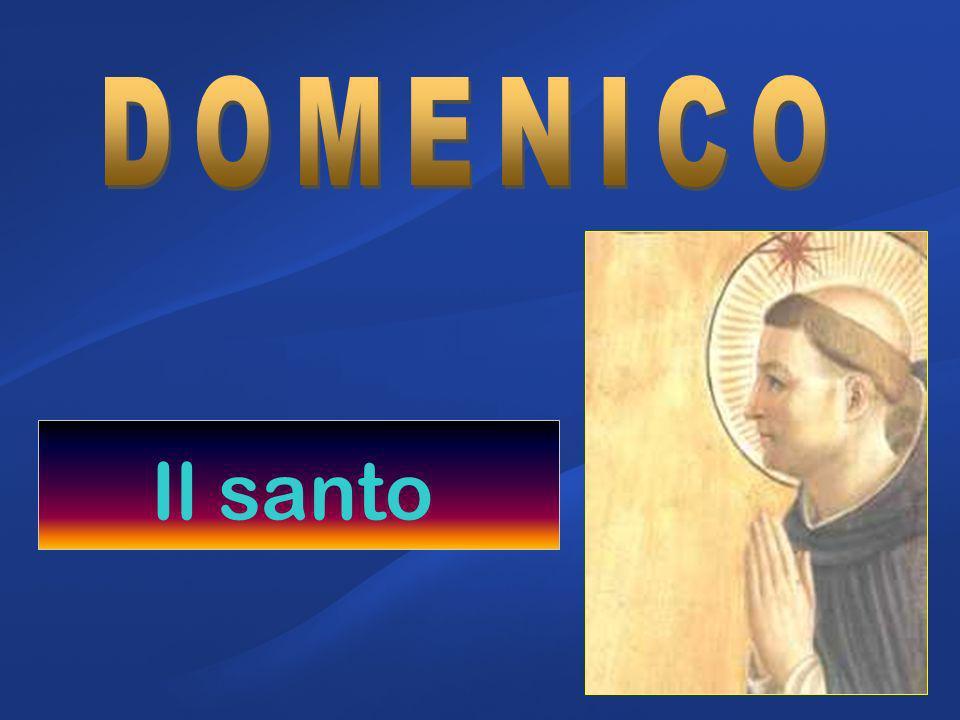 DOMENICO Il santo
