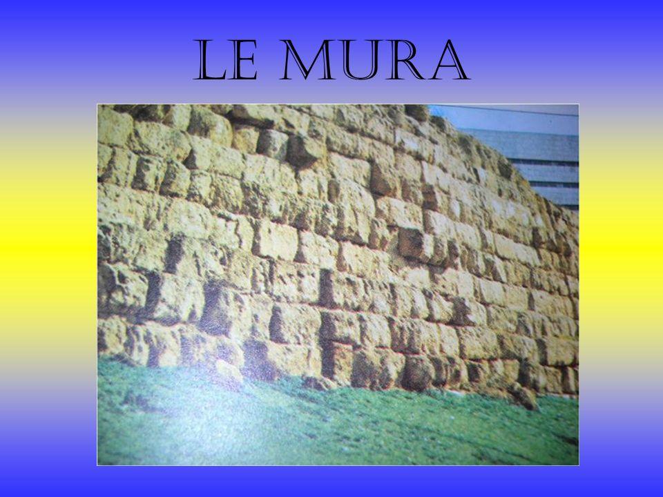 Le mura