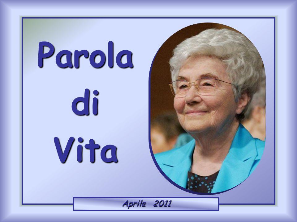 Parola di Vita Aprile 2011