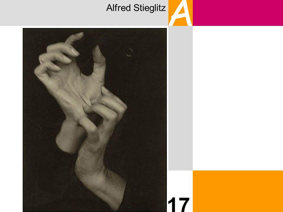 Alfred Stieglitz A 17 17