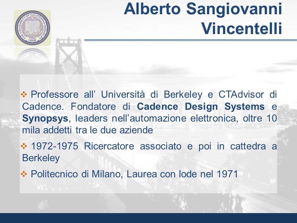 Alberto Sangiovanni Vincentelli