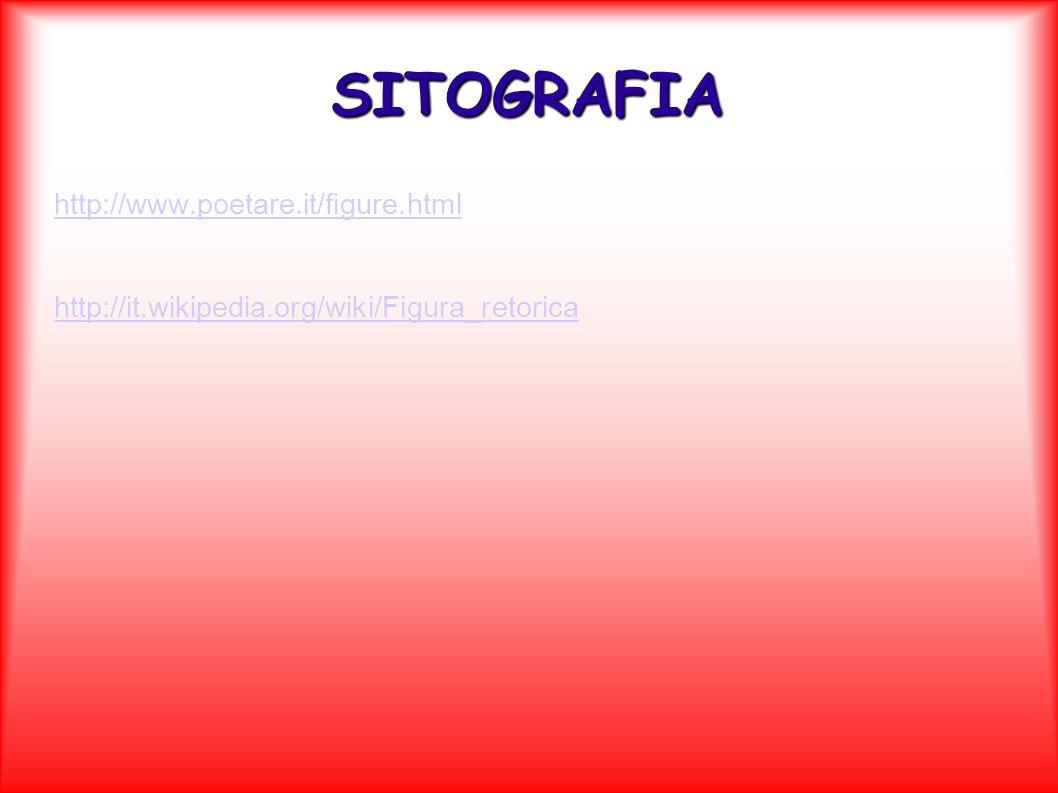 SITOGRAFIA http://www.poetare.it/figure.html