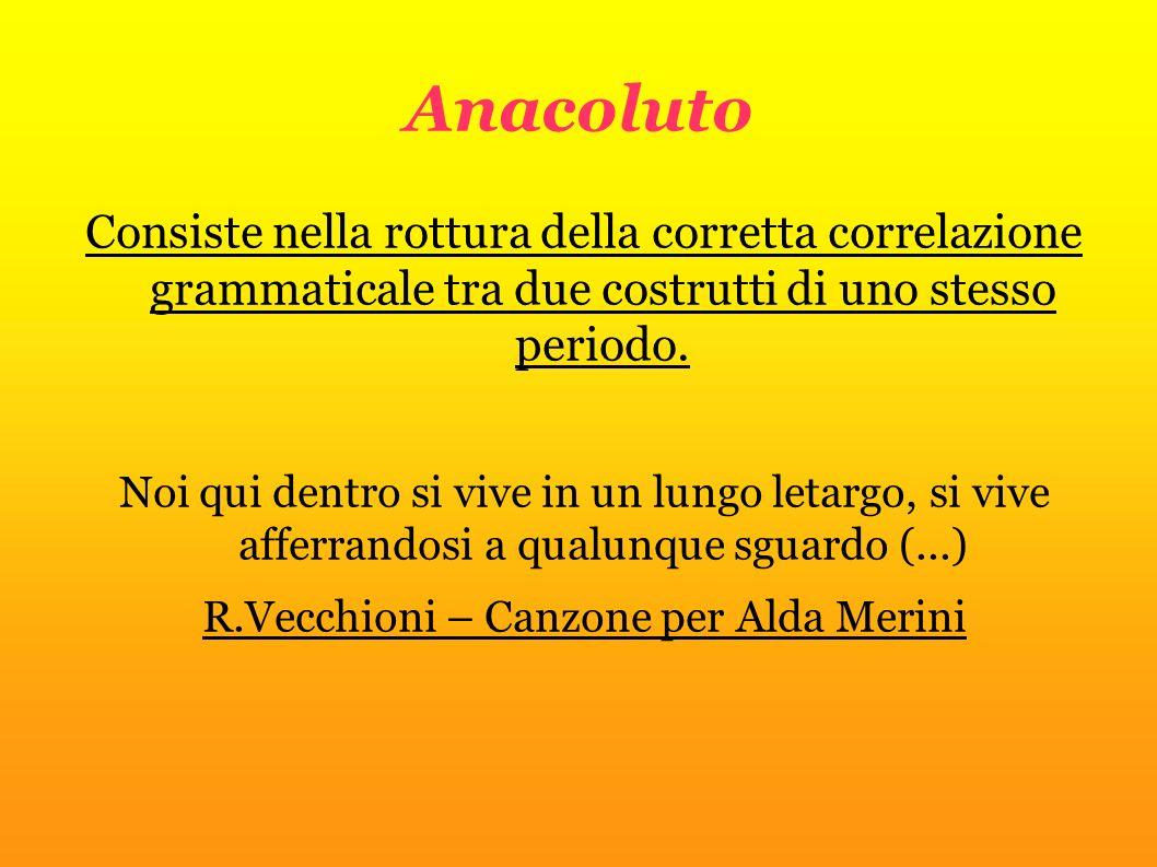 R.Vecchioni – Canzone per Alda Merini