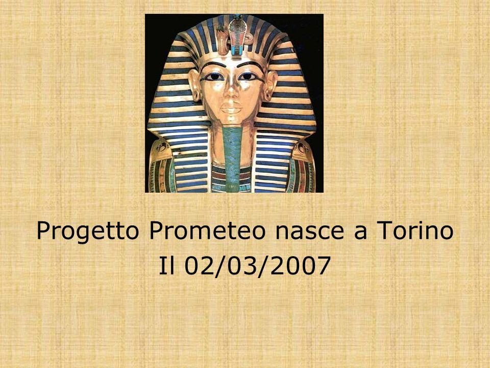 Progetto Prometeo nasce a Torino