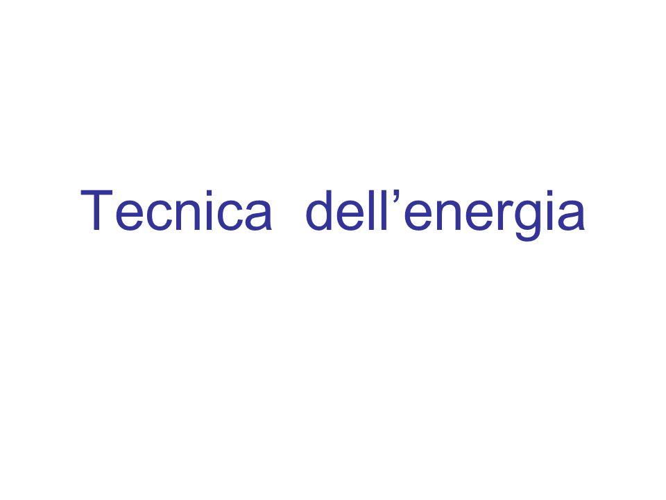 Tecnica dell'energia
