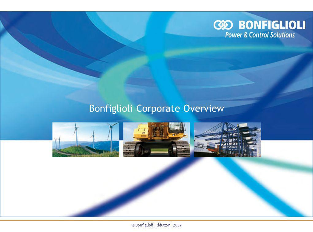 Bonfiglioli Corporate Overview