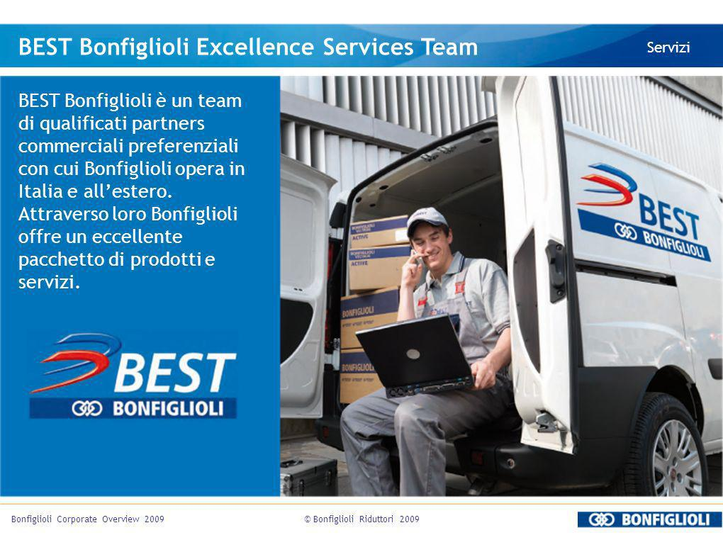 BEST Bonfiglioli Excellence Services Team