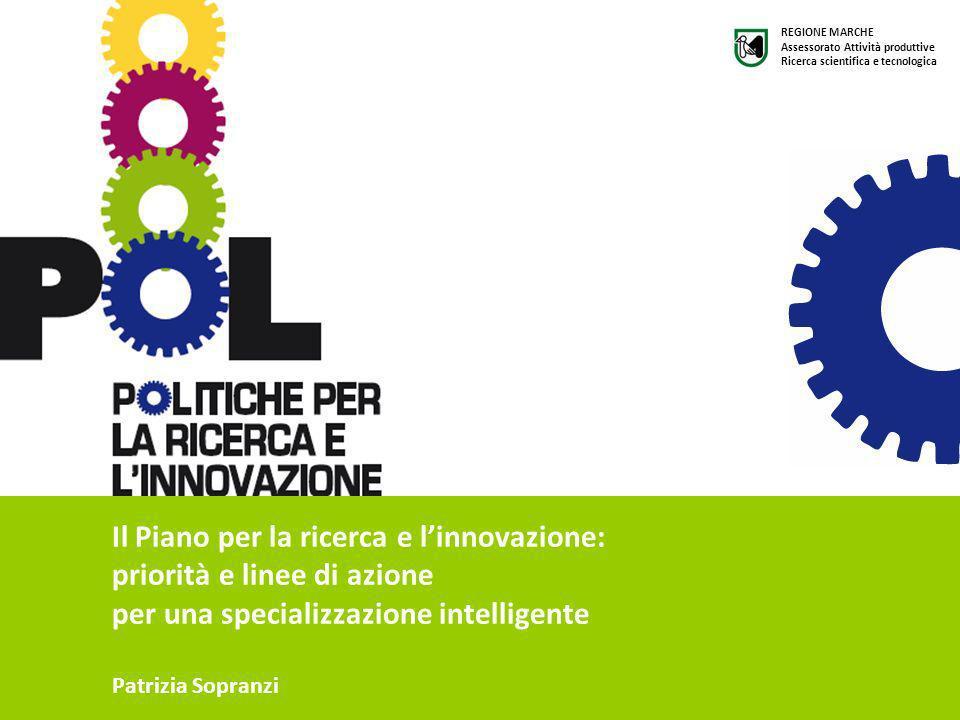 Il Piano per la ricerca e l'innovazione: priorità e linee di azione