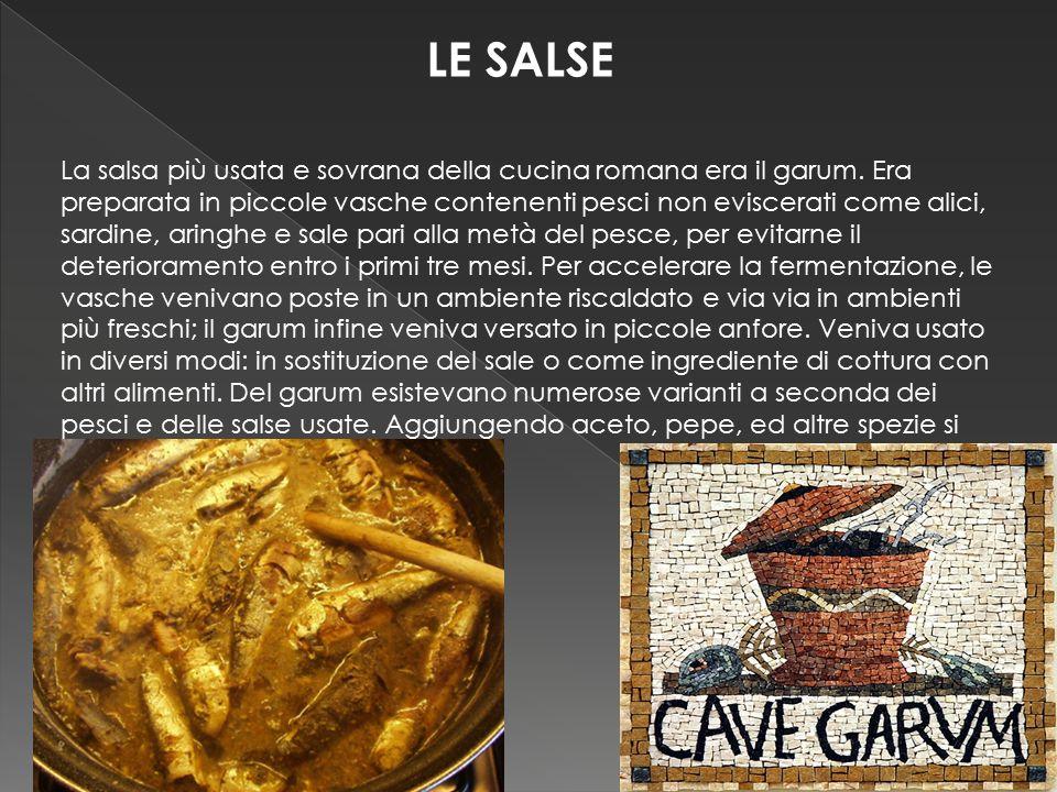 Alimenti consumati nell antica roma ppt scaricare for Cucina romana antica