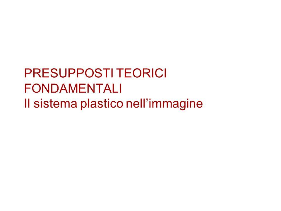 PRESUPPOSTI TEORICI FONDAMENTALI Il sistema plastico nell'immagine