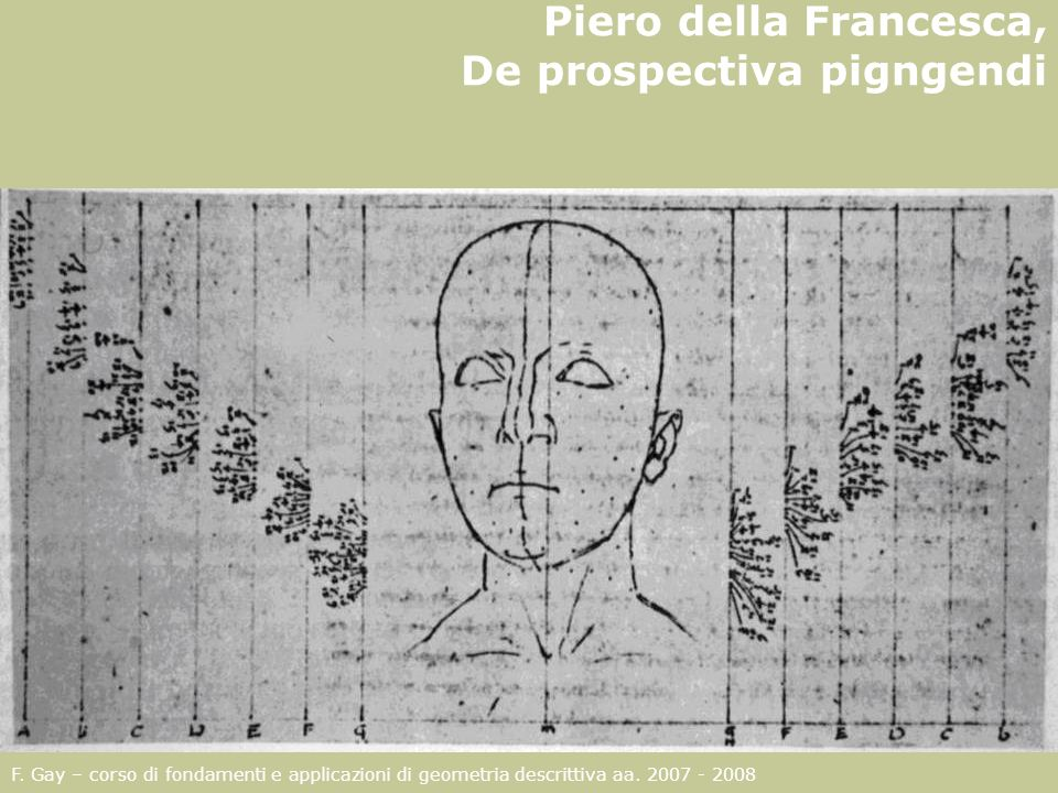 Piero della Francesca, De prospectiva pigngendi