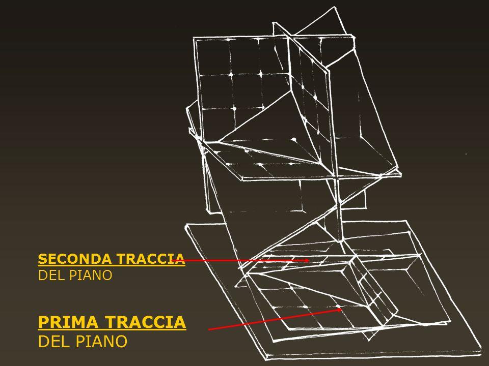 PRIMA TRACCIA DEL PIANO