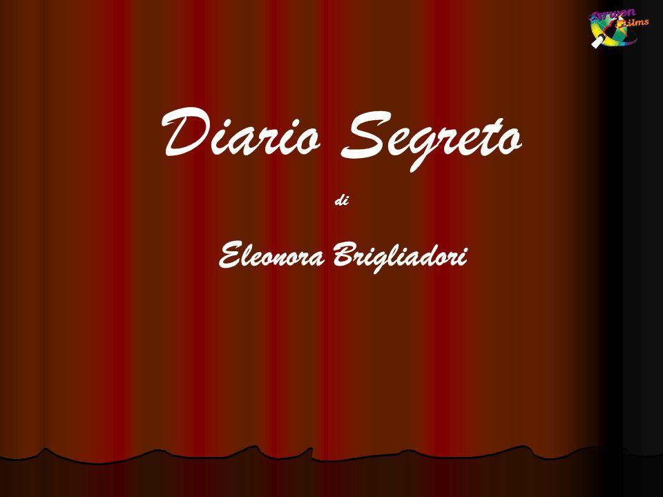 Diario Segreto di Eleonora Brigliadori