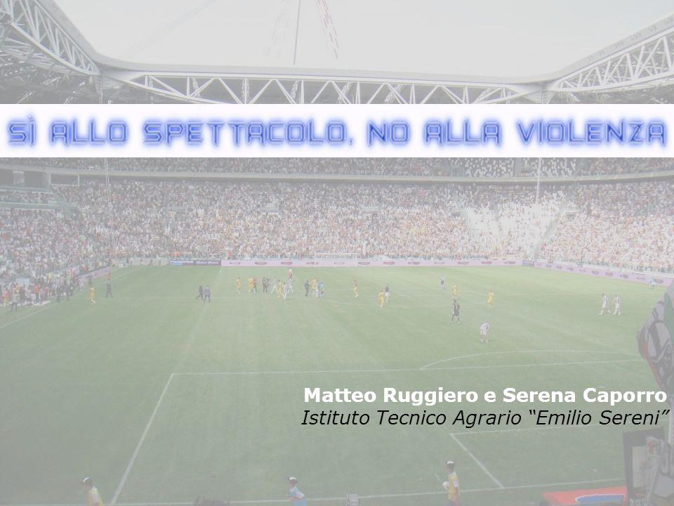 Matteo Ruggiero e Serena Caporro