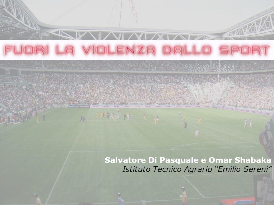 Salvatore Di Pasquale e Omar Shabaka