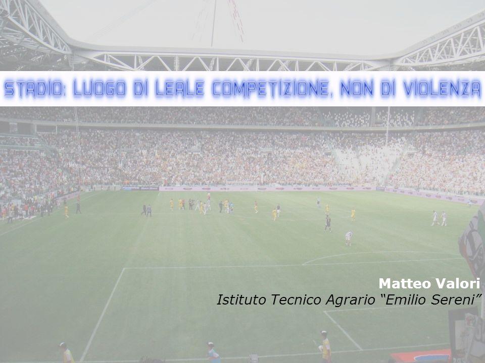 Matteo Valori Istituto Tecnico Agrario Emilio Sereni