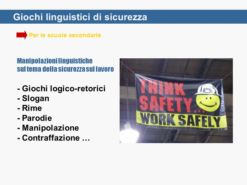 Giochi linguistici di sicurezza
