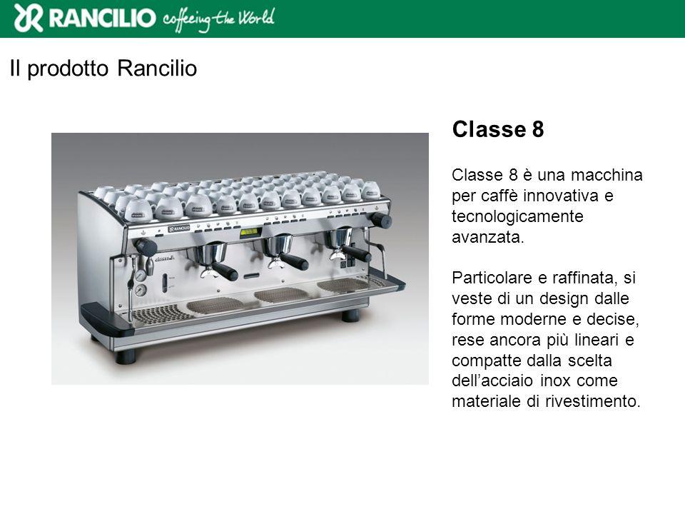 Il prodotto Rancilio Classe 8