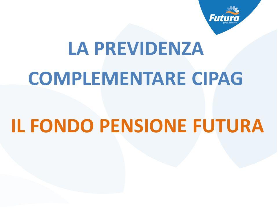 IL FONDO PENSIONE FUTURA