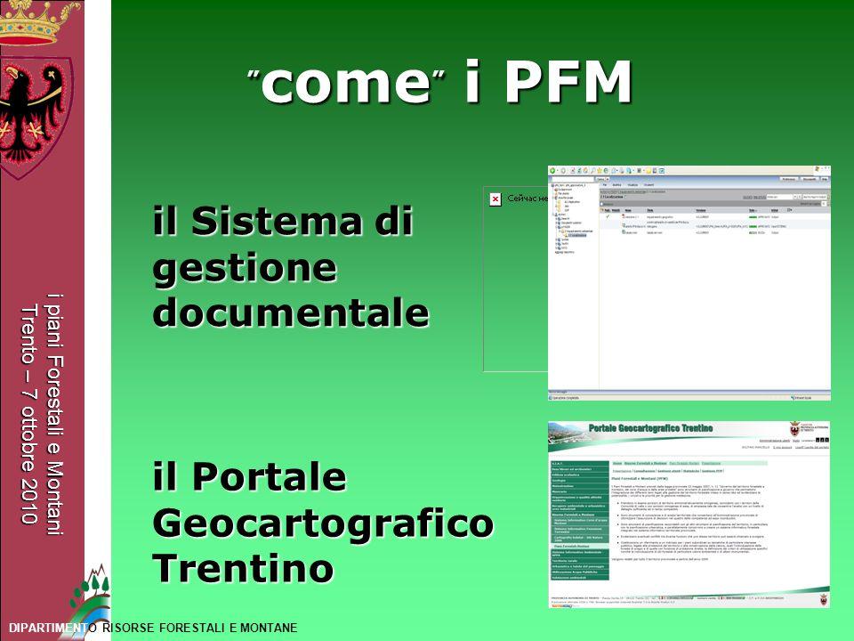 il Sistema di gestione documentale