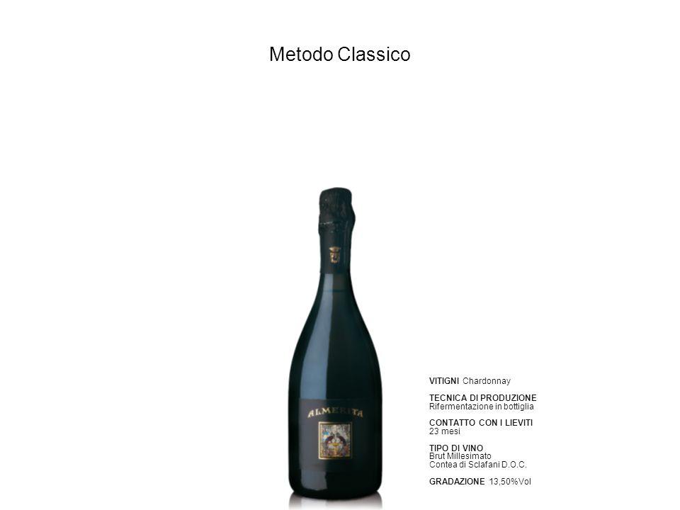 Metodo Classico VITIGNI Chardonnay TECNICA DI PRODUZIONE