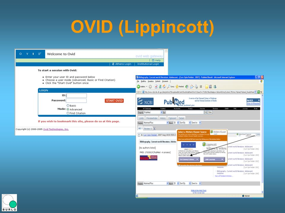 OVID (Lippincott)