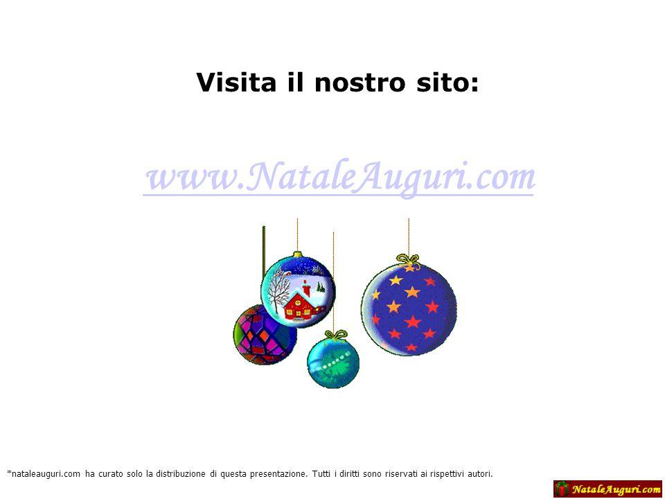 www.NataleAuguri.com Visita il nostro sito: