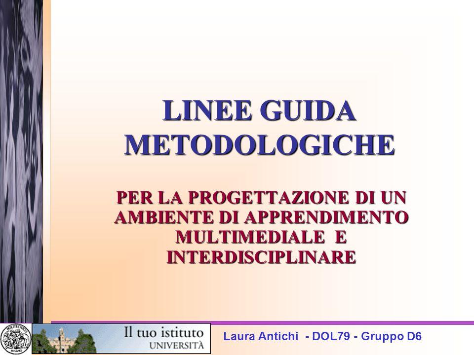 LINEE GUIDA METODOLOGICHE