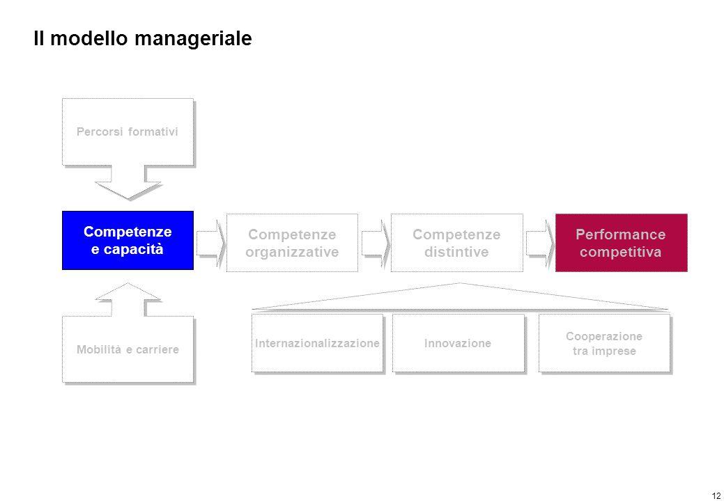 Il modello di competenze italiano