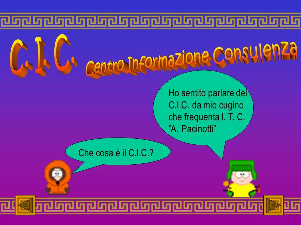 Centro Informazione Consulenza