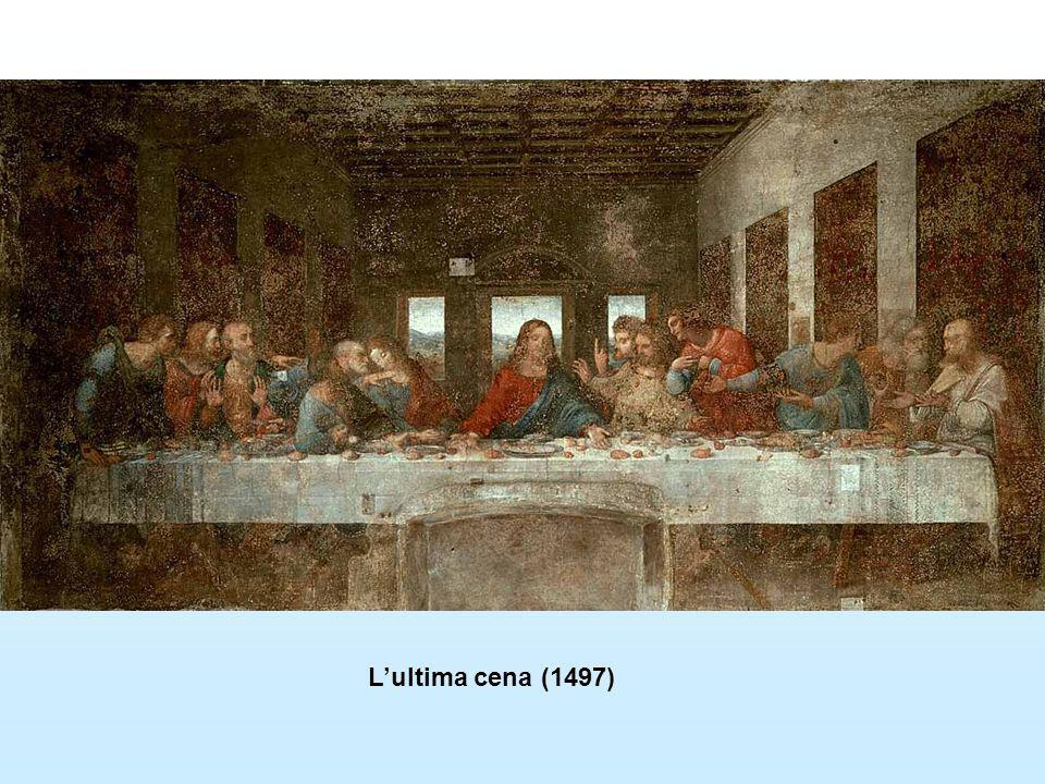 L'ultima cena (1497)