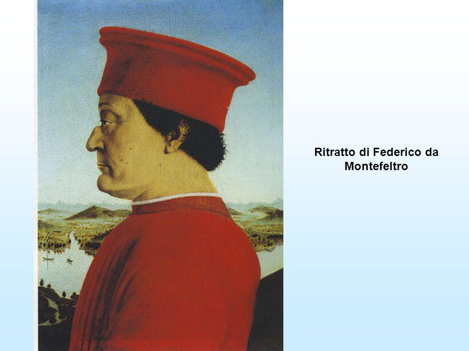 Ritratto di Federico da Montefeltro