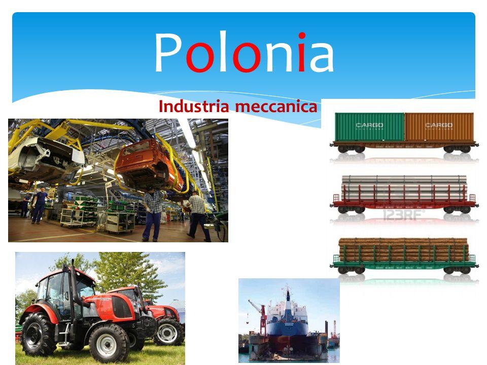 Polonia Industria meccanica