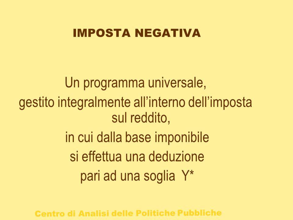 Un programma universale,