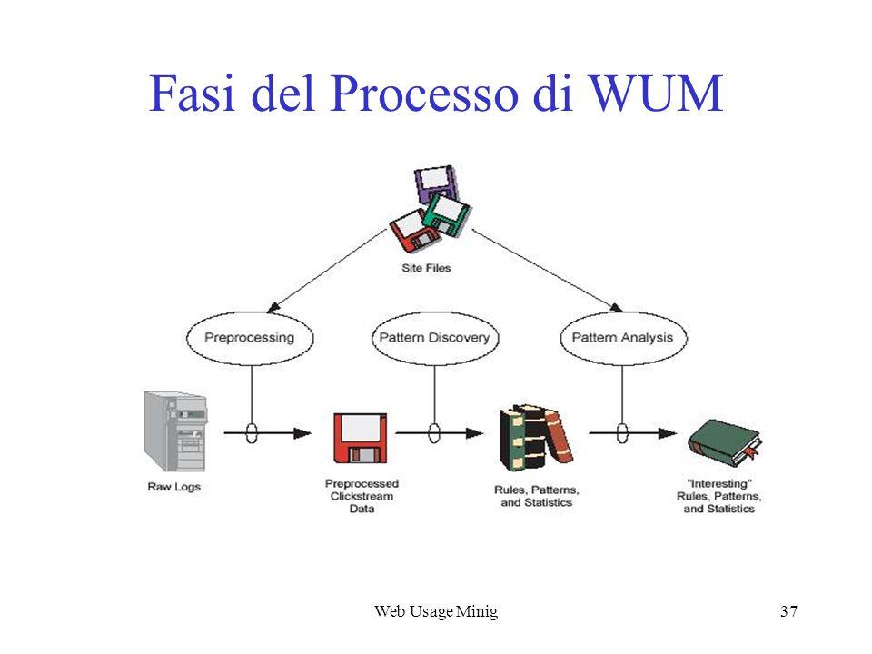 Fasi del Processo di WUM