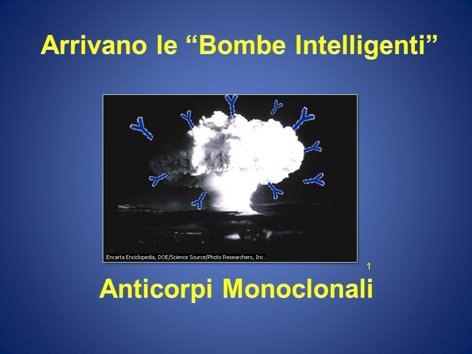 Arrivano le Bombe Intelligenti Anticorpi Monoclonali