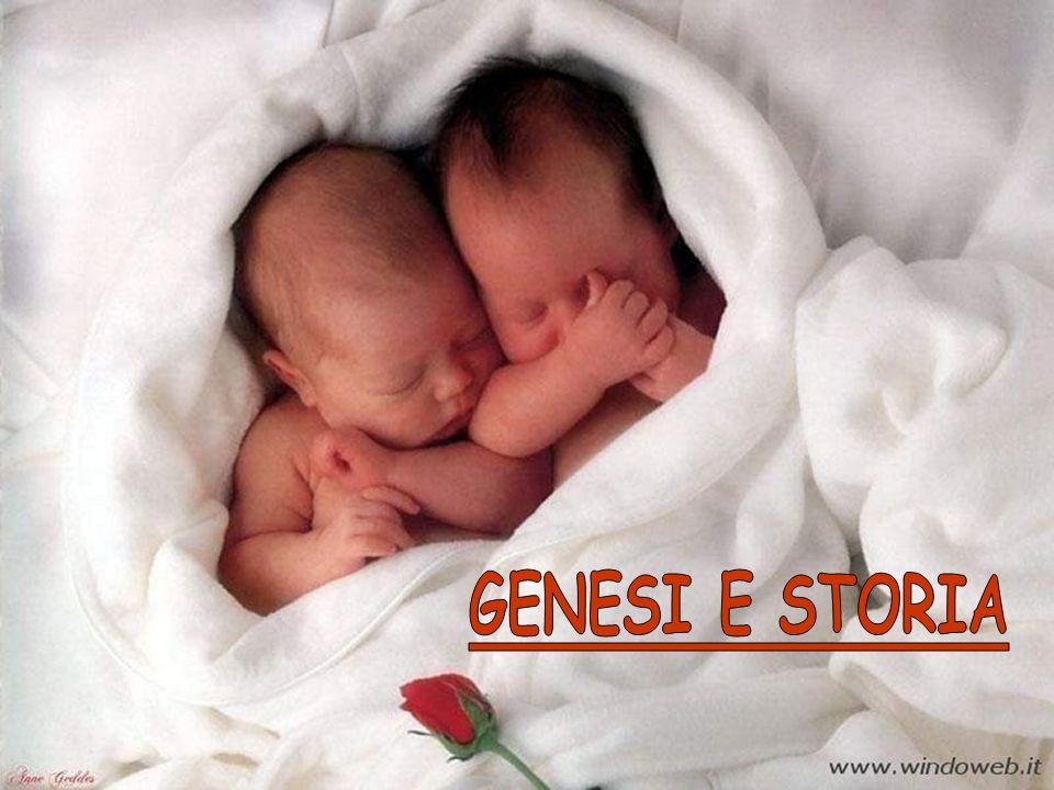 GENESI E STORIA