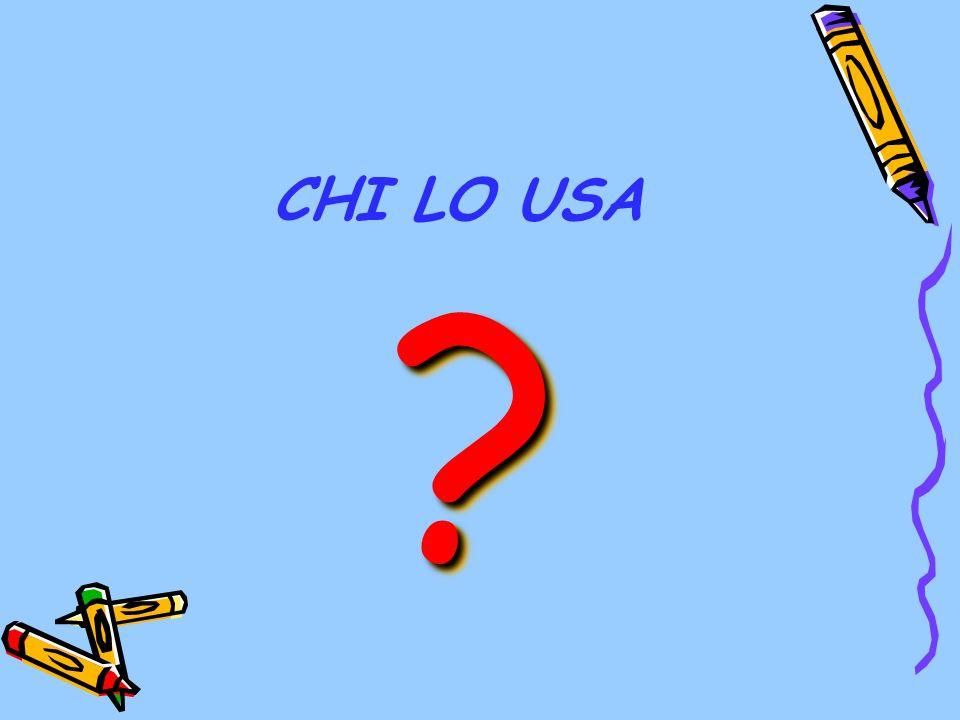 CHI LO USA
