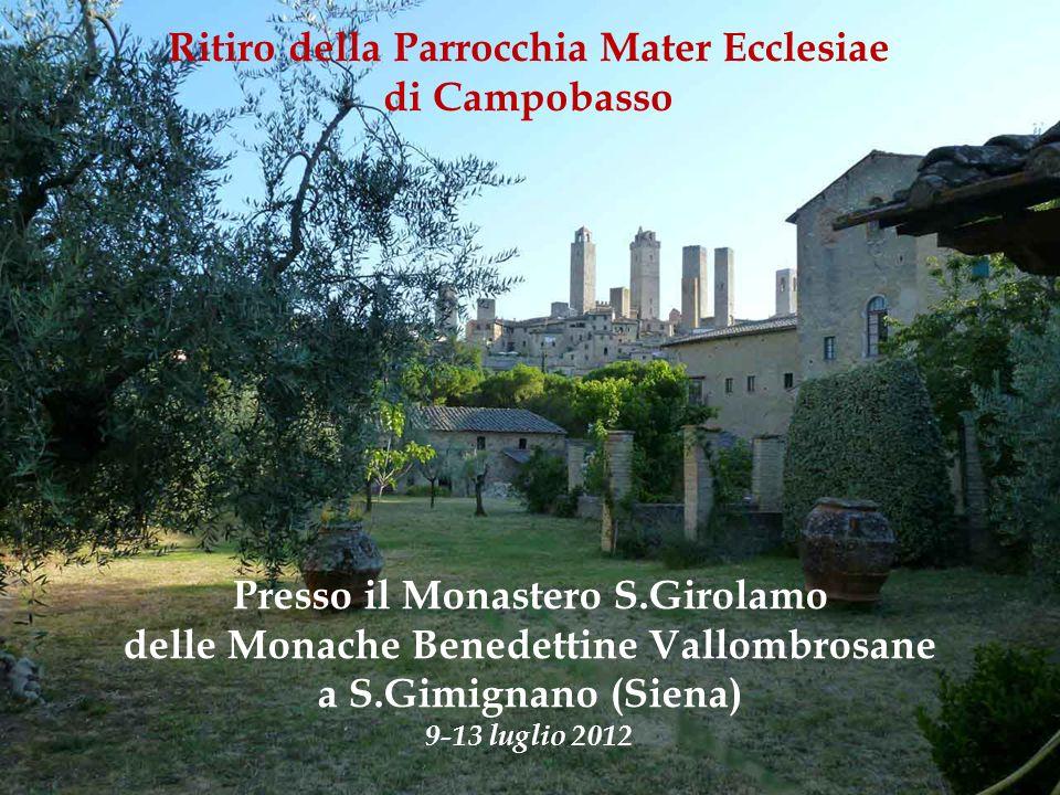 Ritiro della Parrocchia Mater Ecclesiae di Campobasso