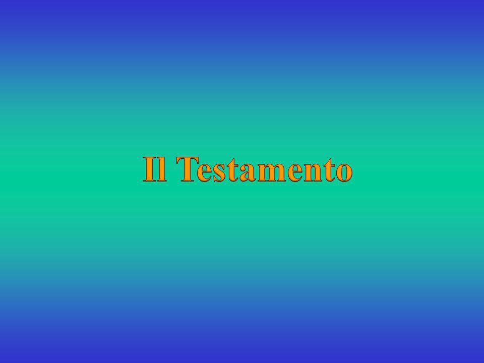Il Testamento