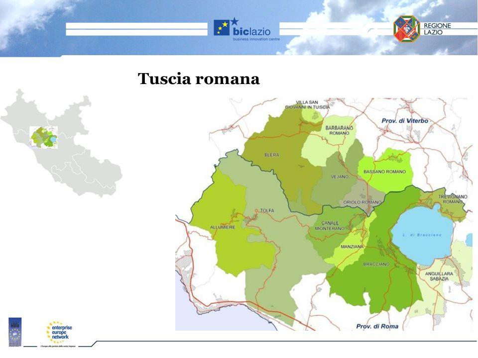 Tuscia romana