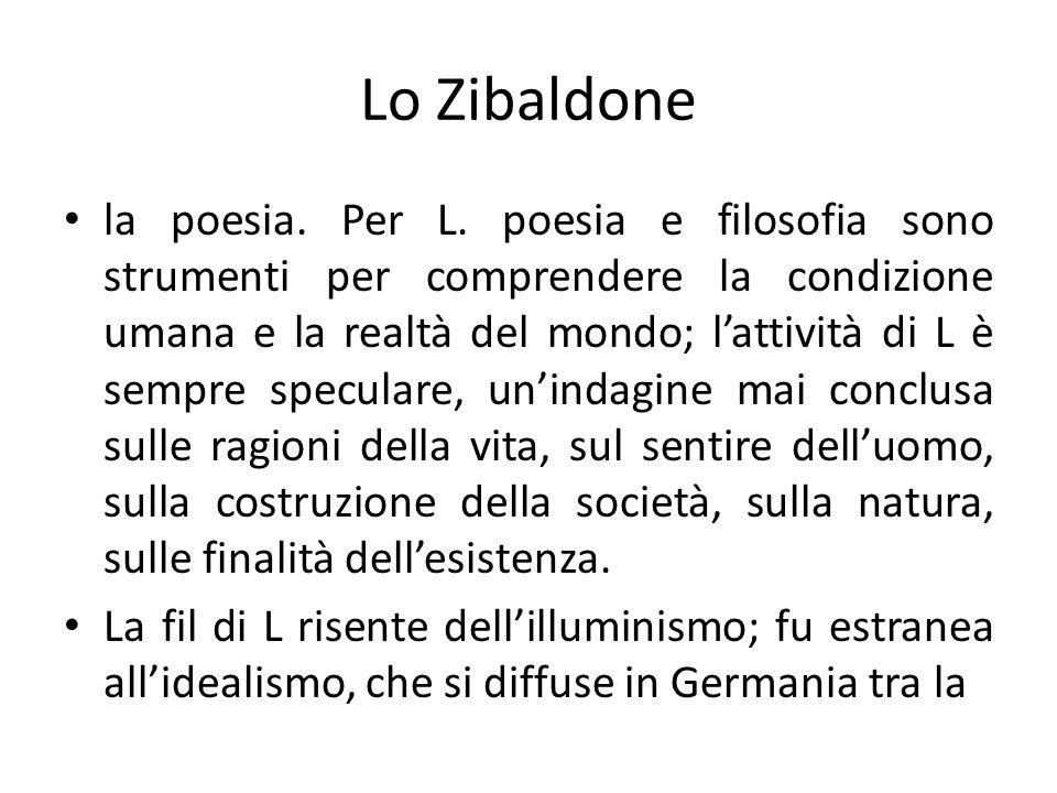 Lo Zibaldone