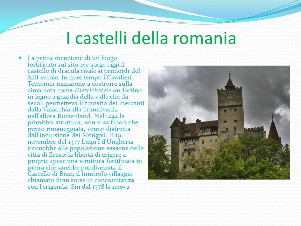 I castelli della romania