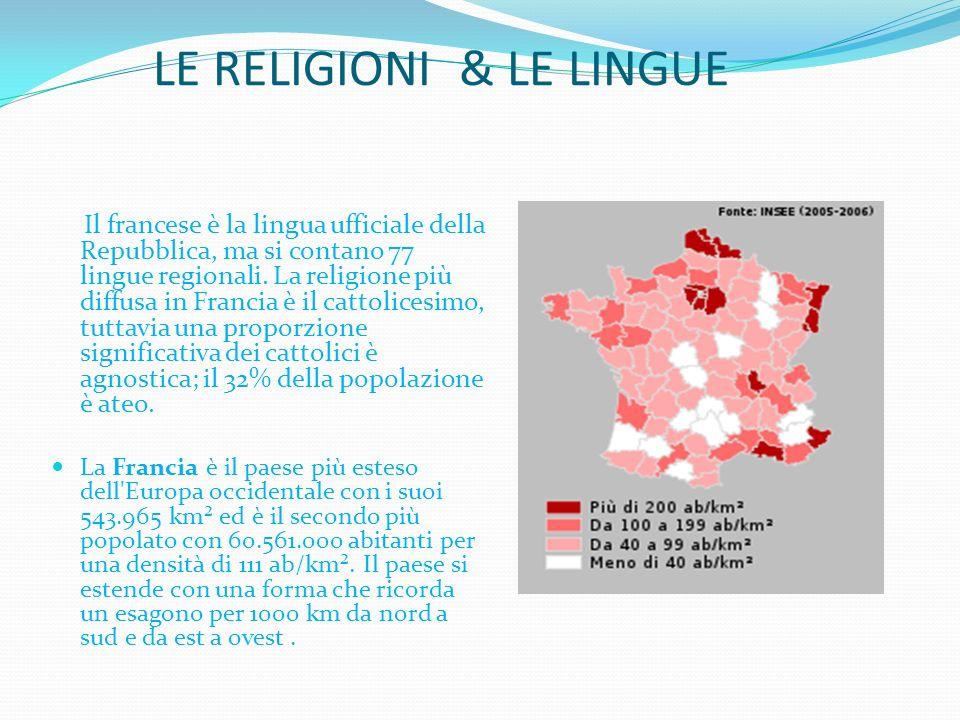 LE RELIGIONI & LE LINGUE