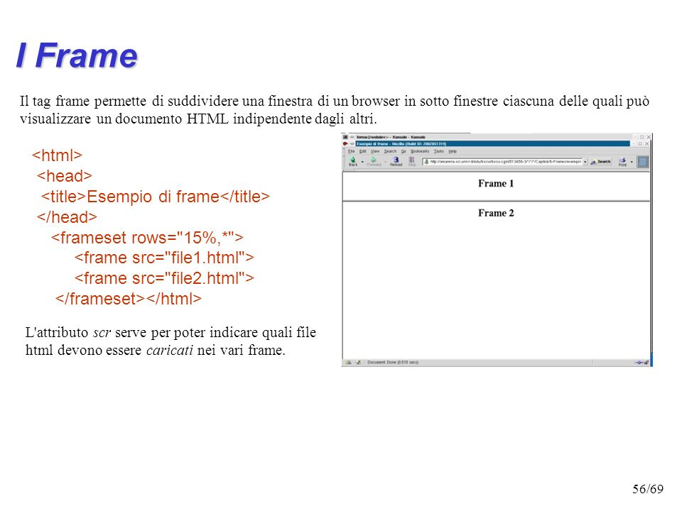 I Frame <html> <head>